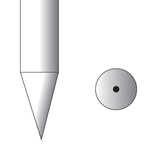 Conical Point