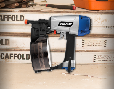 D40030 DUO Fast PNE 65.1 Coil Nailer iii